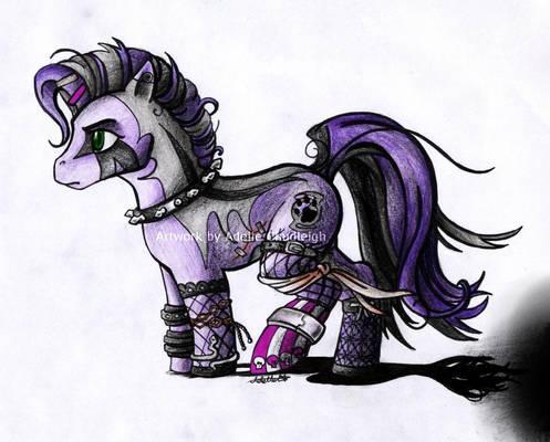 Goth Pony