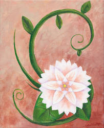 Improvised Flower