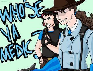 Who'se ya Medic? ID