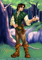 Disney Hunks 5 - Flynn Rider by hollano