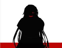 creepy woman by cytherina