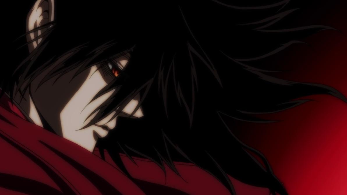 Alucard - Hellsing OVA by cytherina on DeviantArt Count Alucard Hellsing Ova