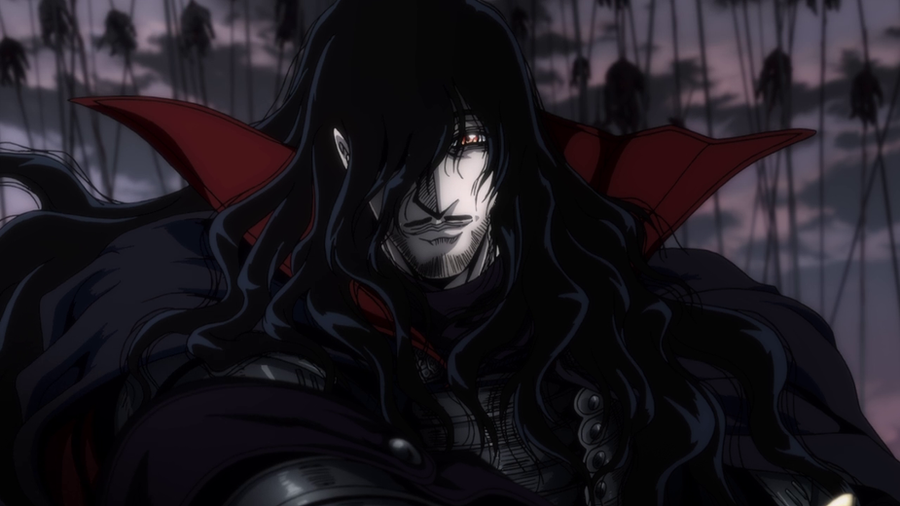 Old Alucard - Hellsing OVA by cytherina on DeviantArt