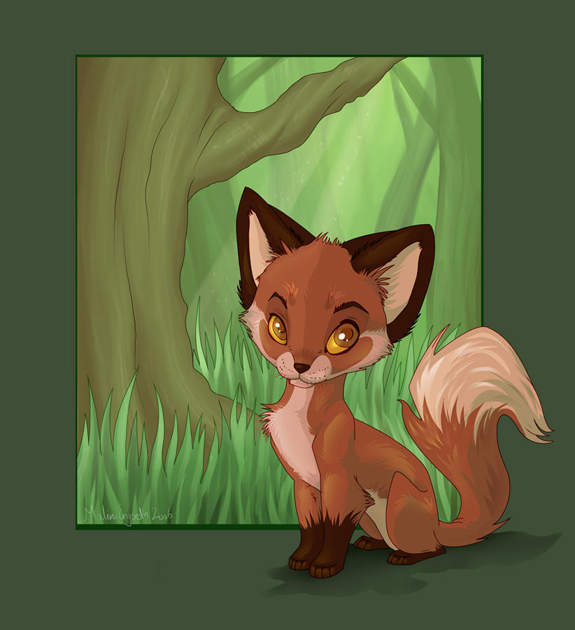 Fox By Tigon On DeviantArt
