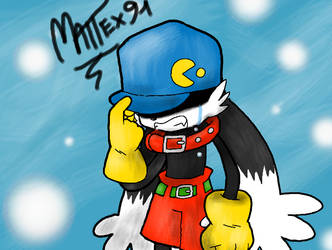 Klonoa Encore (Maybe for a Remake) by Mattex91