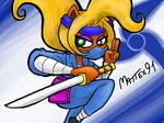 Ninja Coco by Mattex91