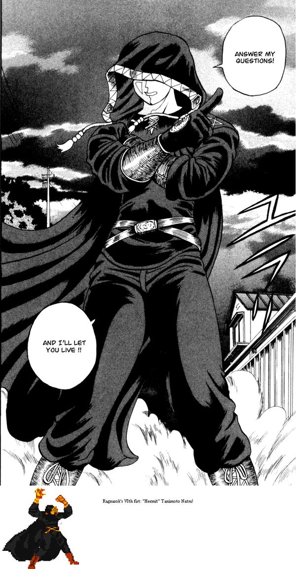 Hermit kenichi cosplay