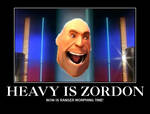 Heavy Is Zordon