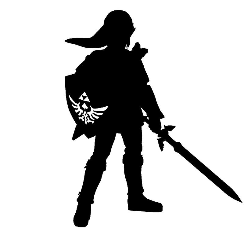 Link Silhouette