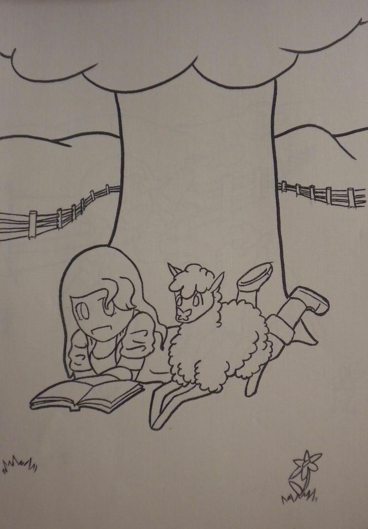 Mary Had A Little Lamb Pg 1 By Russiawantsvodka On DeviantART