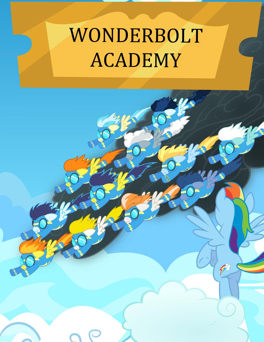 Wonderbolt Academy by IceOfWaterflock on DeviantArt  Wonderbolt Acad...