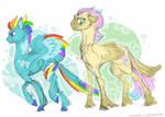 Pegasus Pals