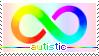 Autistic Stamp