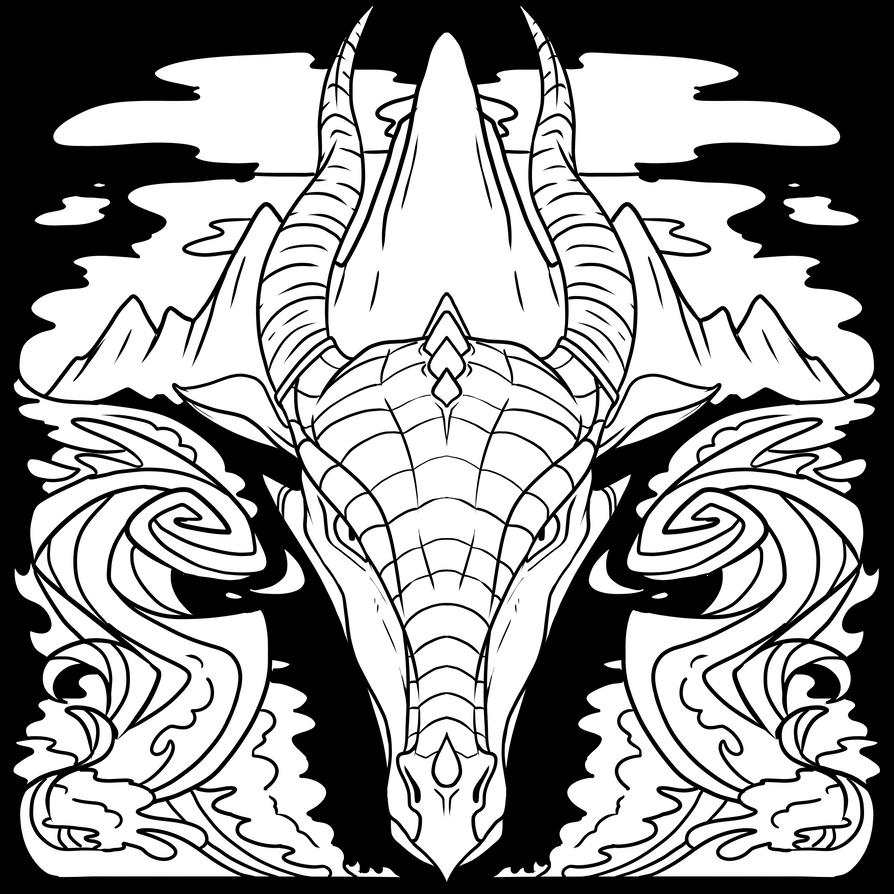 SkyWing Avatar Base - FTU by IceOfWaterflock