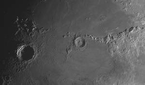 Copernicus and companion on May 20 evening