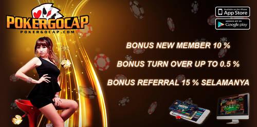 Bonus Poker Online Terbesar Indonesia by pokergocap