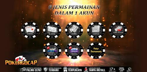 PokerGocap Paling Sering Keluar Jackpot by pokergocap