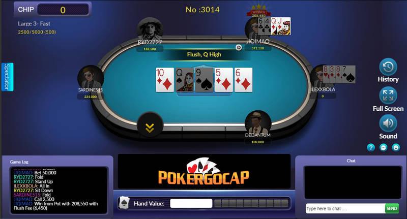 Cara Bermain OMAHA by pokergocap