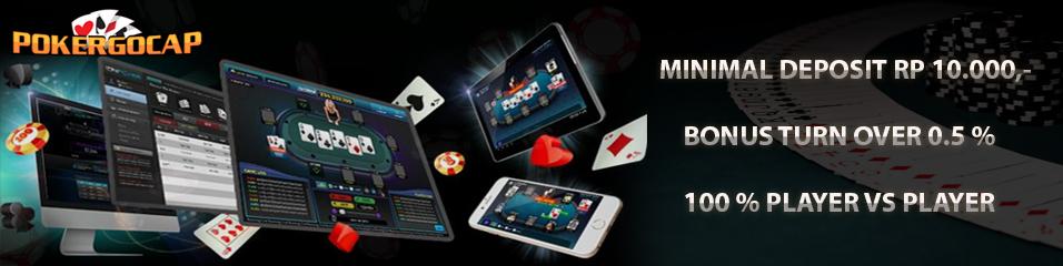 SItus Poker Uang Asli Terpercaya by pokergocap