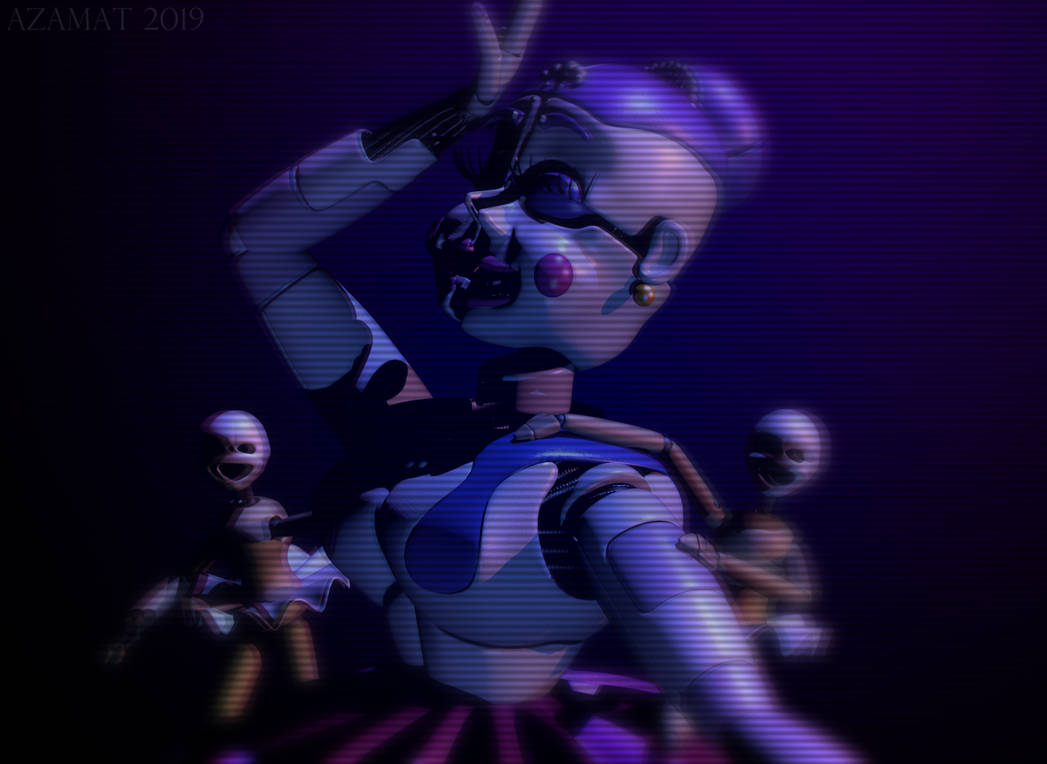 Fnaf Blender Animation
