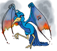 Pyrabird by Litessa