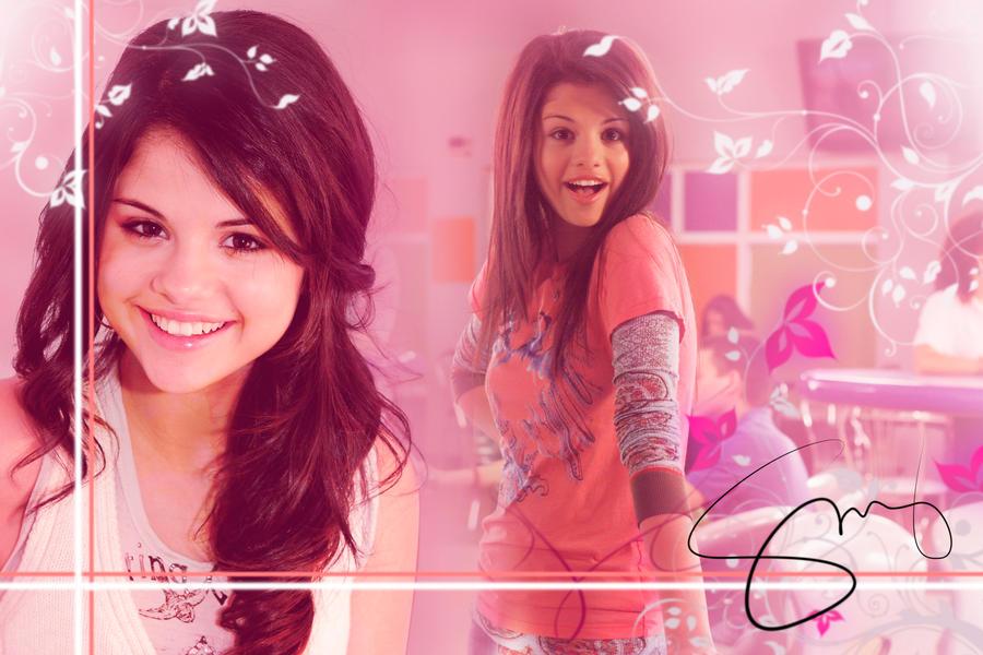 Selena Gomez - Wallpaper by Geandro21 on DeviantArt