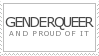 Genderqueer by TGStamps