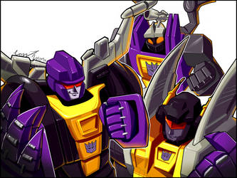 Insecticons by LNORDART