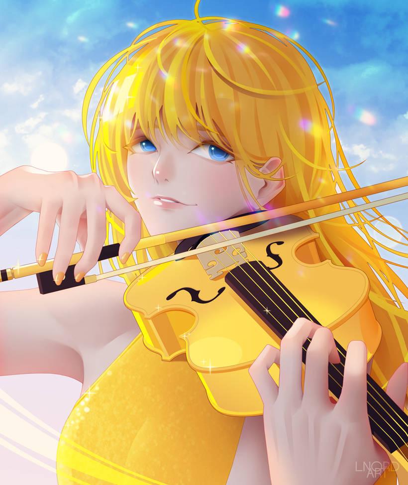 Golden Violin