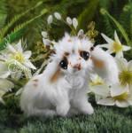 Baby Springtime Jackalope