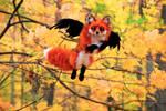 Fantasy Flighted Fox