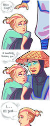 Papa Raiden to the rescue by daydream-disconnect