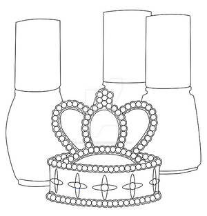 Crown And Bottles