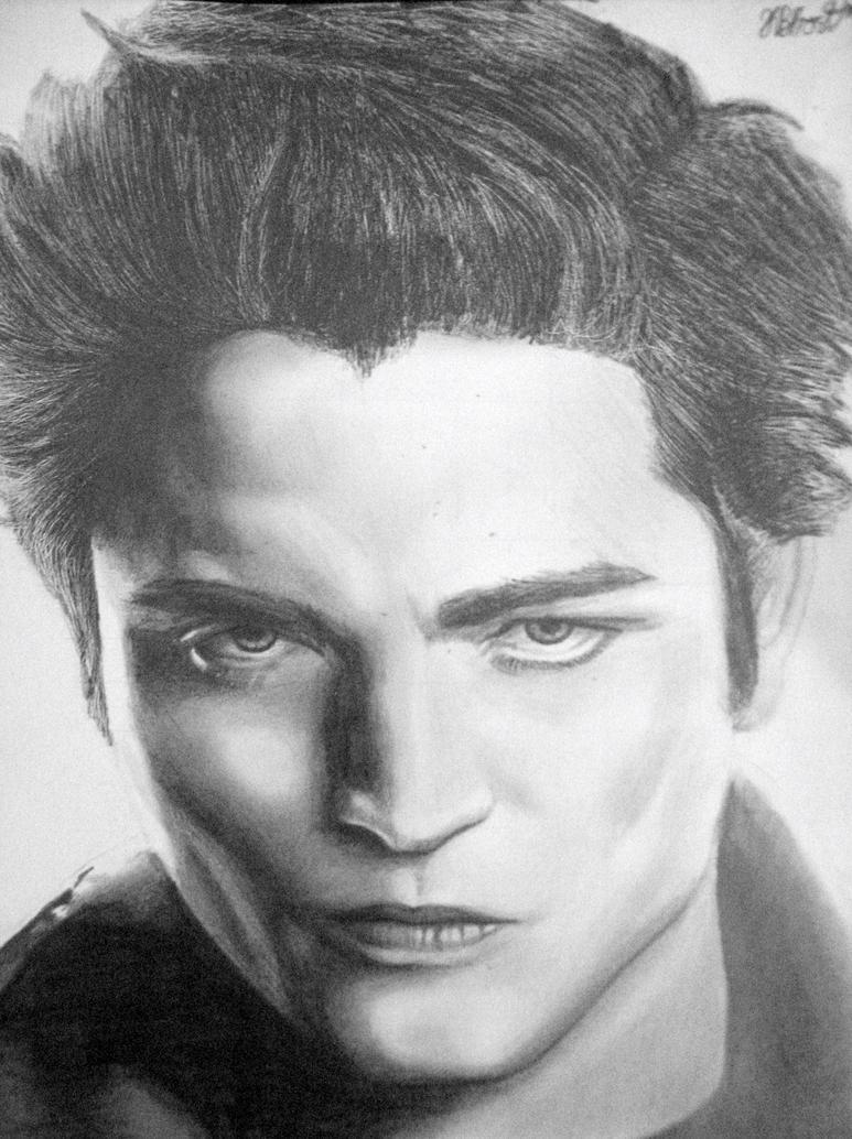 Edward Cullen By Drawings1990 On Deviantart