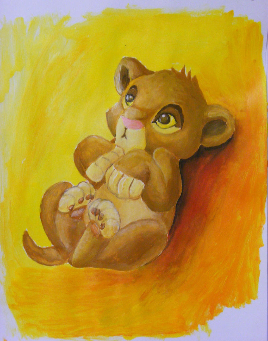 Lion King by Drawings1990 on DeviantArt