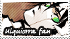 Ulquiorra Stamp by Laraen