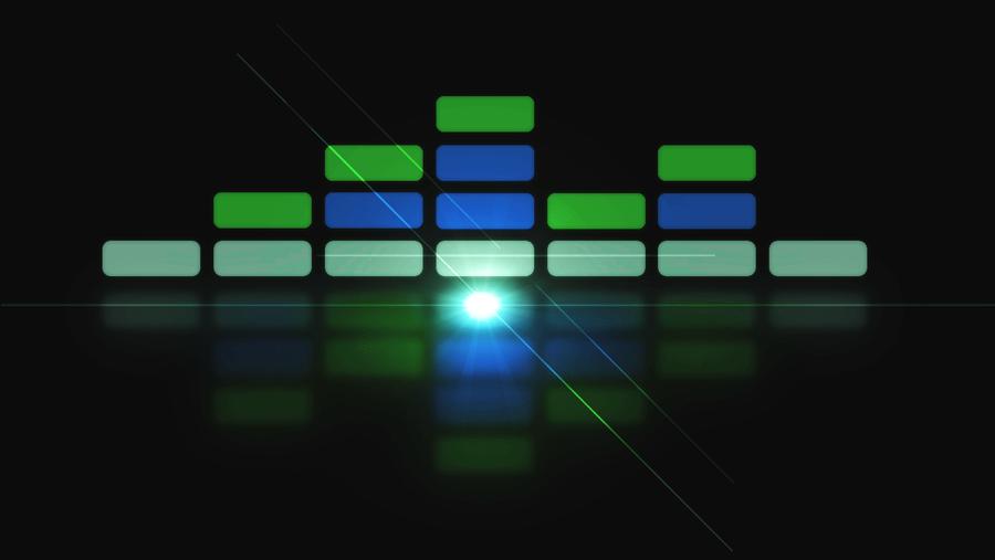 Music Bars Wallpaper: Wallpaper By Tylerl115 On DeviantArt