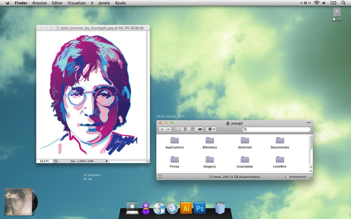 John Lennon by joaogil