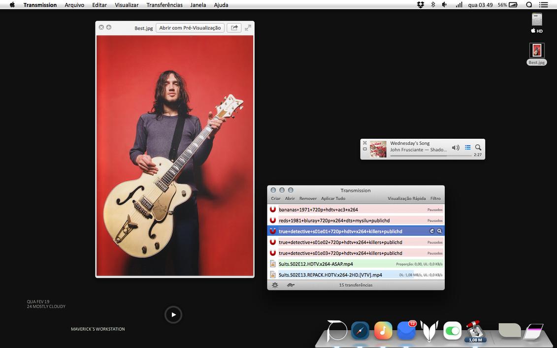 John Frusciante 5 by joaogil