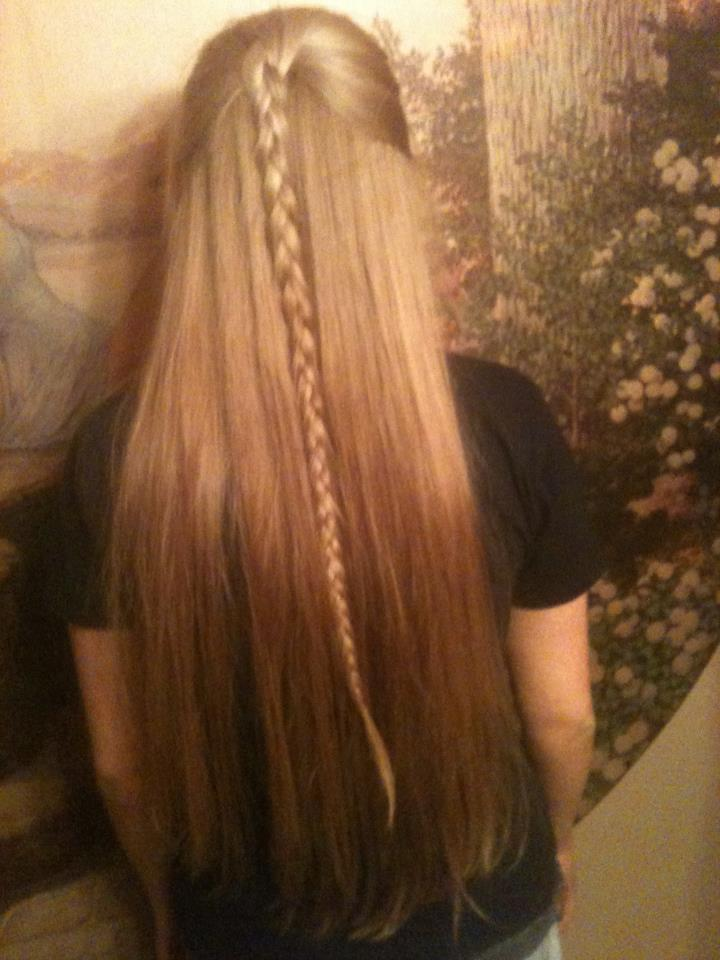 Elf Hair by laurenparker1988 on DeviantArt - 2 Minute Hairstyles