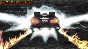 Back To The Future 35th Anniversary