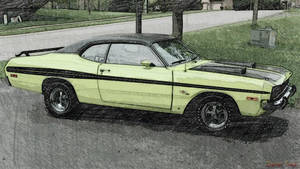 Days Of Old #2: Plymouth Duster