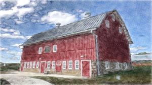 The Red Barn (Farm Series #3)