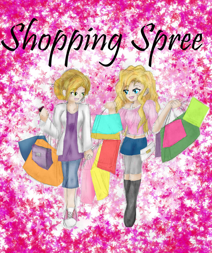 what is shopping spree