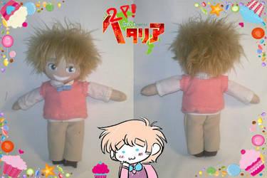 10inch 2p!England Hetalia plush Anime Doll by chi171812
