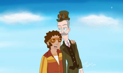 Dakota and Cavendish