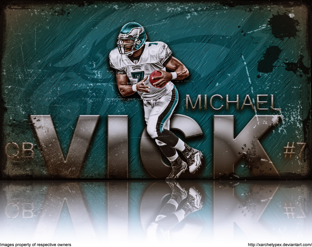 Mike Vick Wallpaper