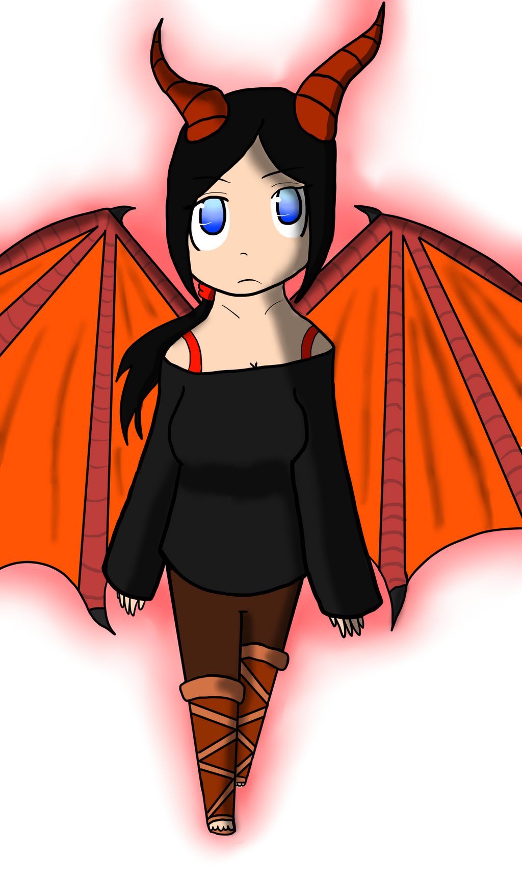 Wings Of Fire Peril Gijinka By Minish Mae On DeviantArt