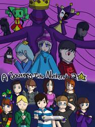 Redraw | A Journey Into Nintendo 2: BTFW by Minish-Mae