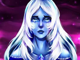 Blue Diamond Steven Universe by Y3ssi
